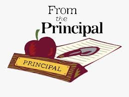 Principal's Weekly Message