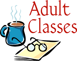 Adult Ed Classes
